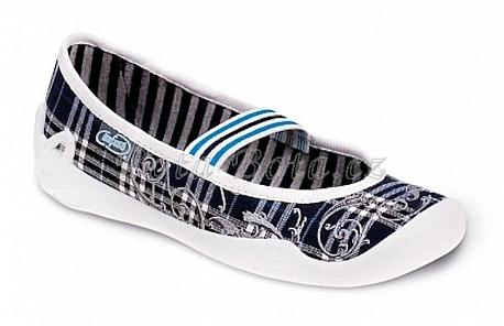 Domácí obuv Befado 193Y019