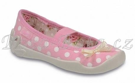 Domácí obuv Befado 193Y040