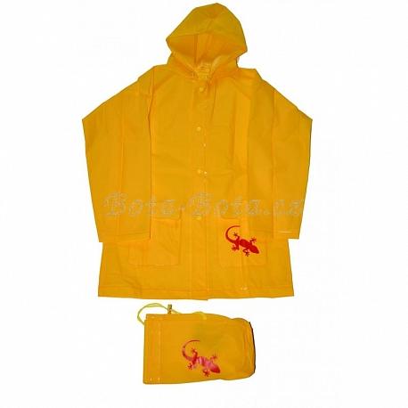 Pláštěnka Salamander žlutá