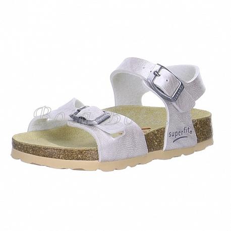 Dětská domácí obuv SuperFit 6-00115-16