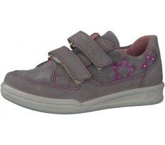 Dětská celoroční obuv svítící RICOSTA Anjana graphit 87201-451