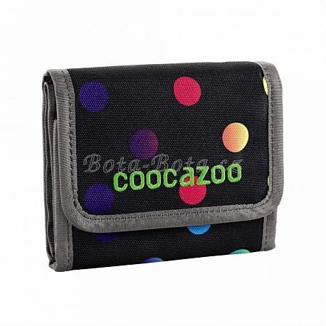 Peněženka CoocaZoo CashDash, Magic Polka 129945