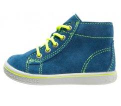 Dětská celoroční obuv RICOSTA Zayti petrol 25339-149