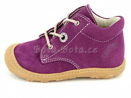 Dětské capáčky RICOSTA Cory Violett Barbados 12215-375