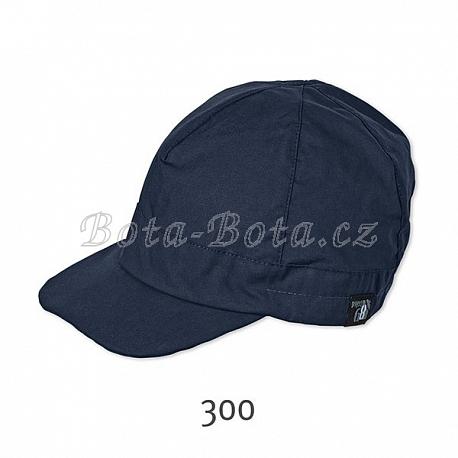 Plátěná kšiltovka s UV filtr,Sterntaler