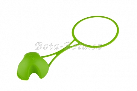 Krytka ke Zdravé lahvi Floppy zelená