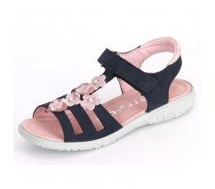 Dívčí sandálky RICOSTA Chica nautic 64280-170