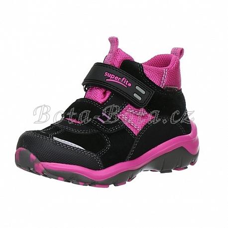 Dětská celoroční obuv SuperFit 7-00239-02