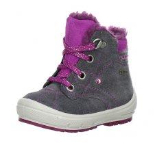 Dětská zimní obuv SuperFit 7-00306-06, GTX