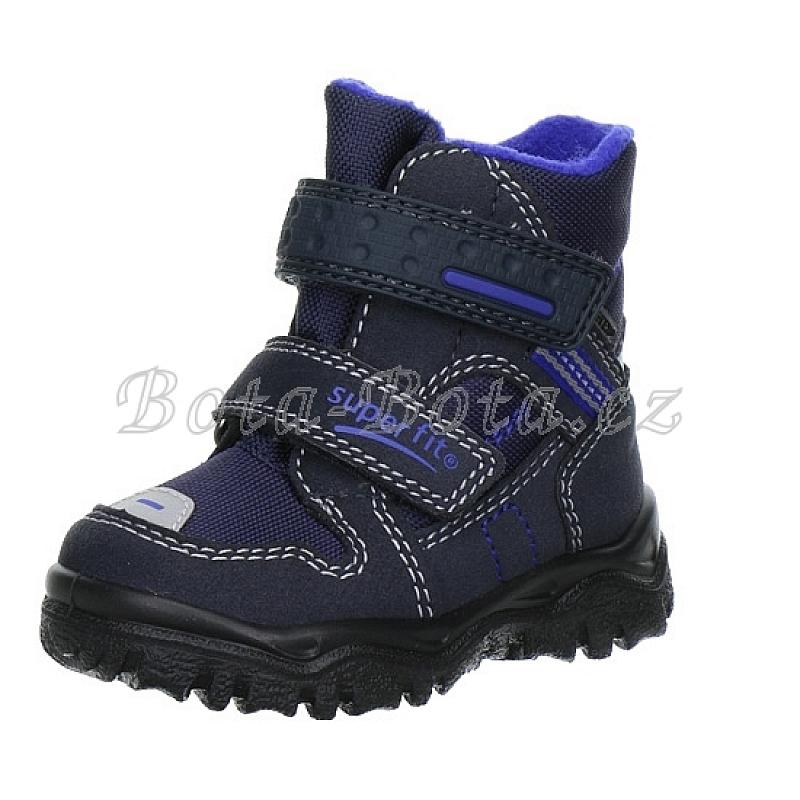 5e9d2ed4126 Dětské zimní boty SuperFit 7-00044-80 - Bota-Bota.cz